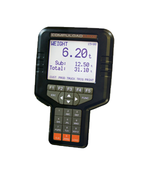 Compuload 6000 Digital Front End Loader and Forklift Scale
